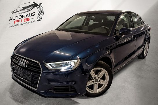 Audi A3 1,6 TDI S-tronic design bei Autohaus FIS in