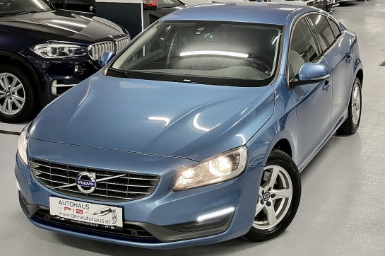 Volvo S60 D5 Kinetic Geartronic bei Autohaus FIS in