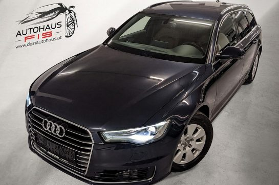 Audi A6 Avant 2,0 TDI ultra S-tronic bei Autohaus FIS in
