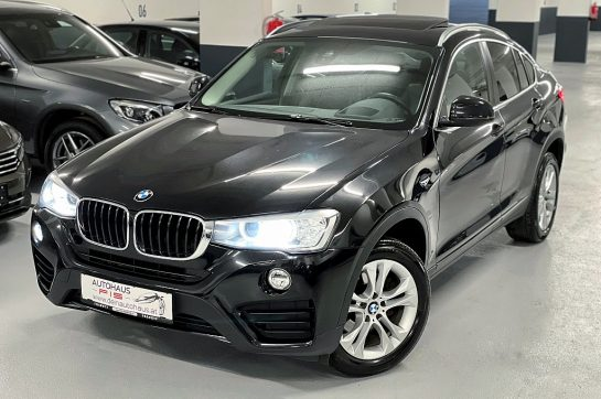BMW X4 xDrive 20d Aut. bei Autohaus FIS in