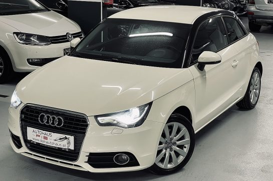 Audi A1 1,6 TDI Ambition bei Autohaus FIS in