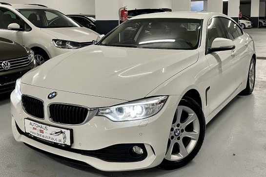BMW 430d Gran Coupe Aut. bei Autohaus FIS in