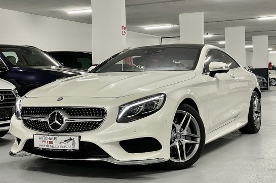 Mercedes-Benz S500 4MATIC Coupe Aut. bei Autohaus FIS in