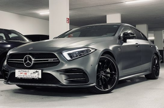 Mercedes-Benz CLS 53 AMG 4MATIC+ bei Autohaus FIS in