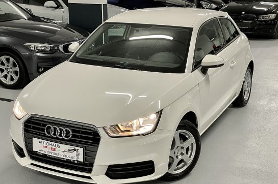 Audi A1 1,0 TFSI S-tronic bei Autohaus FIS in