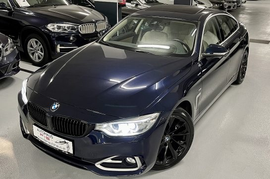 BMW 420d Gran Coupe bei Autohaus FIS in