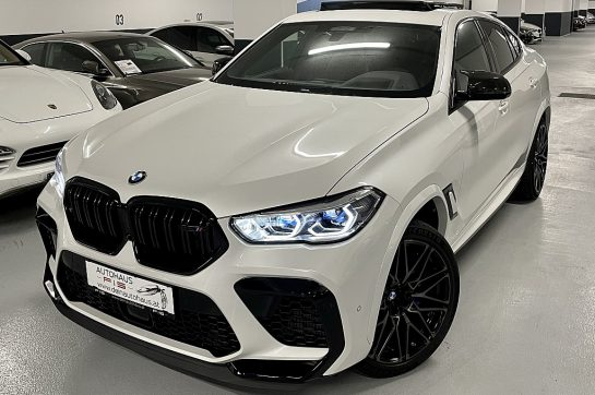 BMW X6 M Competition bei Autohaus FIS in