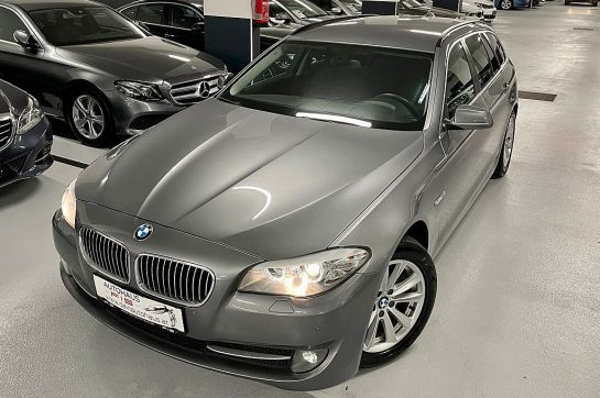 BMW 520d Touring bei Autohaus FIS in
