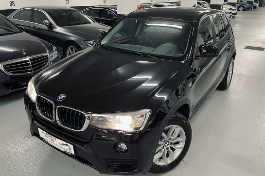BMW X3 xDrive 20d Aut. bei Autohaus FIS in