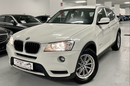 BMW X3 xDrive20d Aut. bei Autohaus FIS in